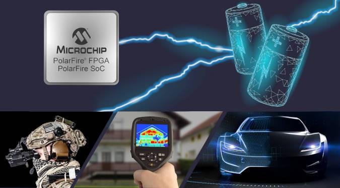 Smaller FPGAs mean less power